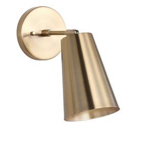 Leonardo Wall Sconce - Brass Gold