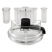 Lid with 3-in-1 Ultra Wide Mouth Feed Tube - Other