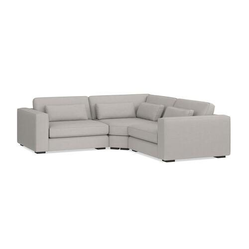 Moby 3 Piece L-Shaped Sectional