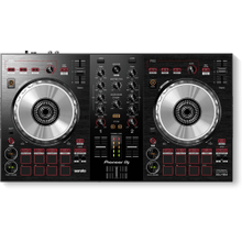 2-channel DJ controller for Serato DJ Lite (black)