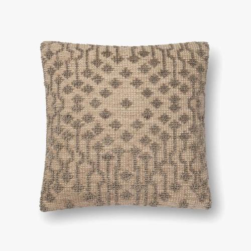 P0552 Taupe Pillow