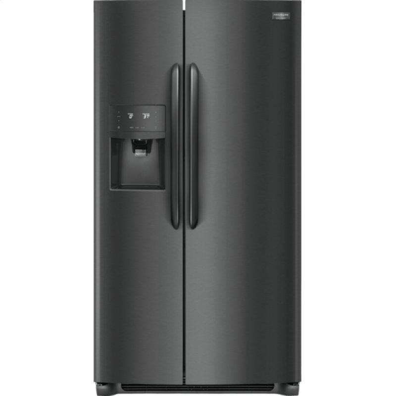 Gallery 22.2 Cu. Ft. Counter-Depth Side-by-Side Refrigerator