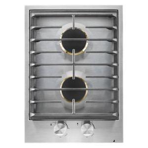 "JennAir - Custom 15"" 2-Burner Gas Cooktop"