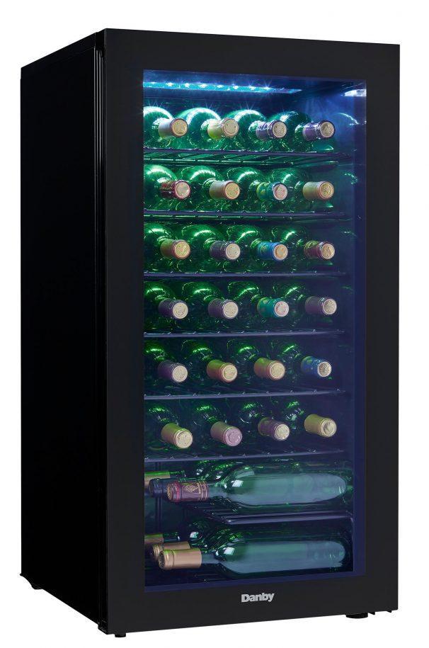 DanbyDanby 36 Bottles Storage Wine Cooler
