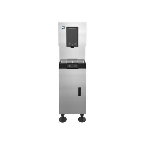 Hoshizaki - DCM-271BAH, Cubelet Ice and Water Dispenser, Air-cooled, Built in Storage Bin