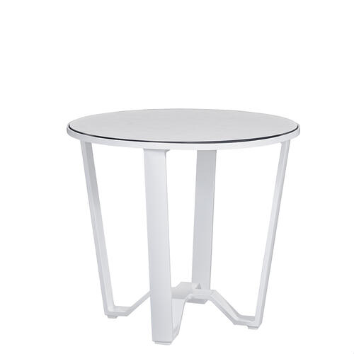 Biscayne Bay Round End Table