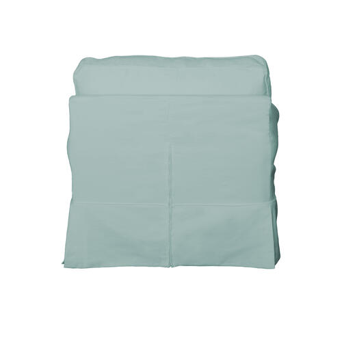 Horizon Slipcovered T-Cushion Chair - Color: 391043