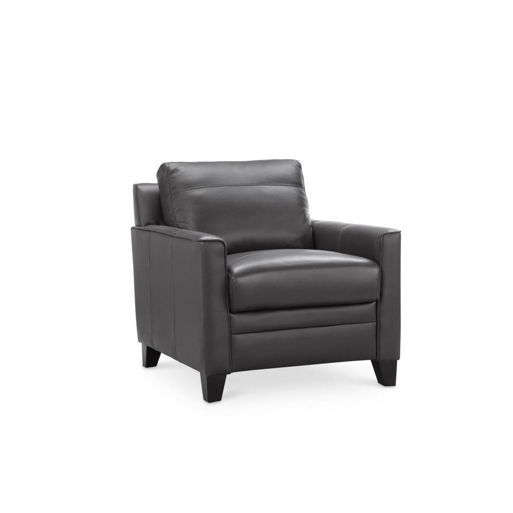 See Details - 6287b Fletcher Chair 1128a Charcoal