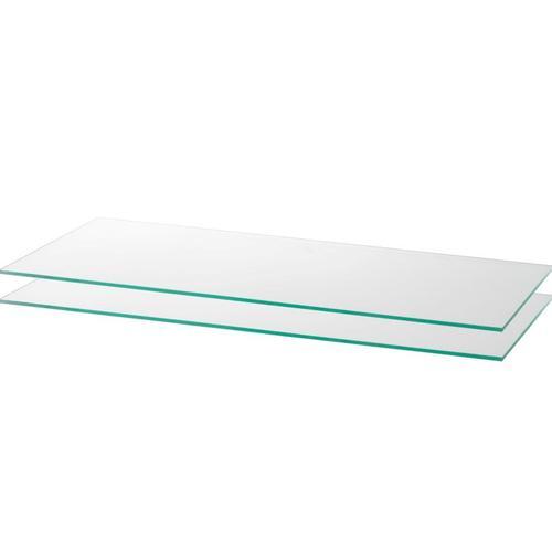 Skovby #73218 Glass Shelves
