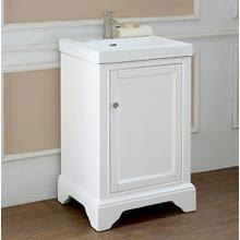 """See Details - Framingham 21x18"""" Vanity - Polar White"""