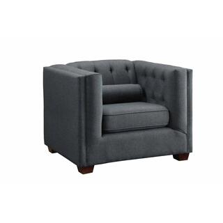 See Details - Cairns Chair Black