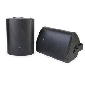 """SunBriteTV All-Weather 6.5"""" Surface Mount Outdoor Speakers (Pair) - SB-AW-6 - Black"""