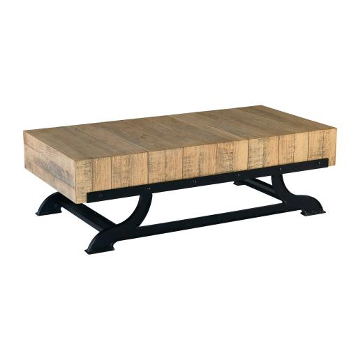 TABLE,COFFEE,FOUNDRY-RAFTER