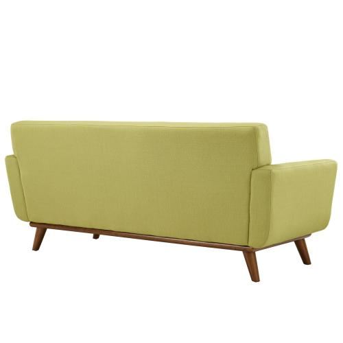 Modway - Engage Armchair and Loveseat Set of 2 in Wheat