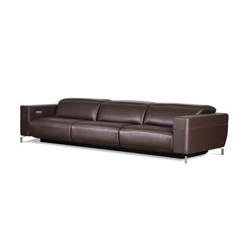 Monza Stylish Reclining Sofa - American Leather