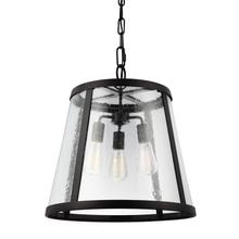 Harrow Large Pendant Oil Rubbed Bronze