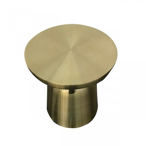 Modrest Peter - Glam Gold End Table