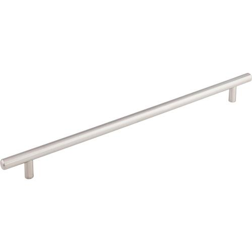 Top Knobs - Solid Bar Pull 18 7/8 Inch (c-c) Brushed Stainless Steel