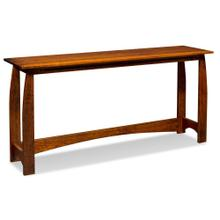 """See Details - Aspen Console Bar Table, 72"""""""