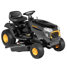 See Details - Poulan Pro Riding Mowers PP17G42