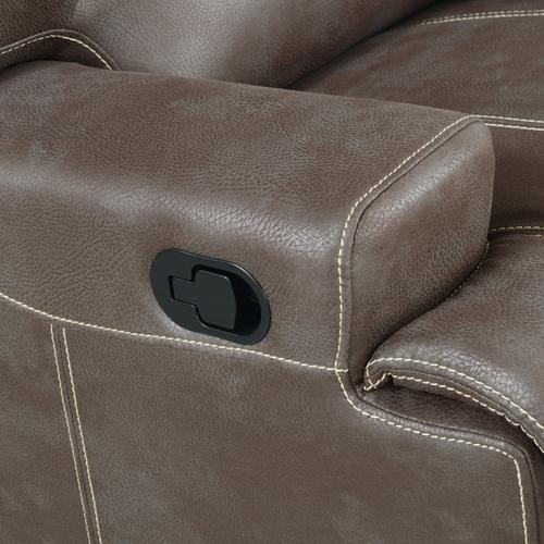 Highland Swivel Gliding Recliner, Truffle U8058-04-05