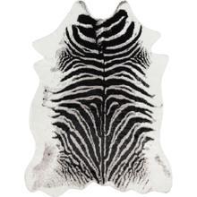 Acadia Zebra Aca-1 Black - 5.3 x 7.10