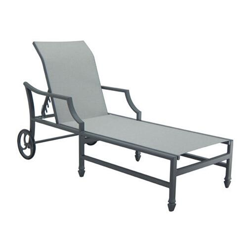 Castelle - Lancaster Sling Chaise Lounge