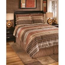 See Details - Wavelength 4-piece Queen Comforter Set