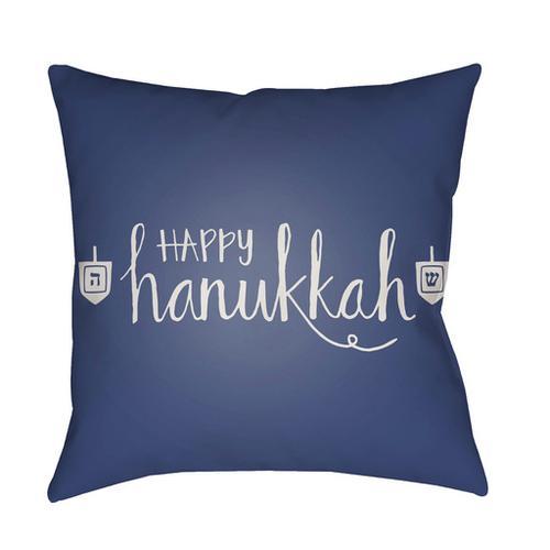 "Happy Hannukah HDY-027 18""H x 18""W"