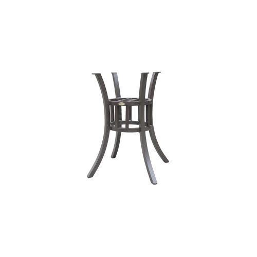 "Ratana - Hamilton Dining Table Base w/Umbrella Hole (30"" Round Top)"