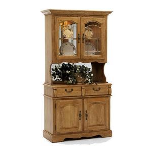 Gallery - Classic Oak Small China Cabinet