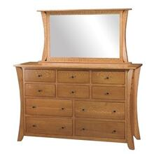 "Chandler 10 Drawer 66"" Dresser"