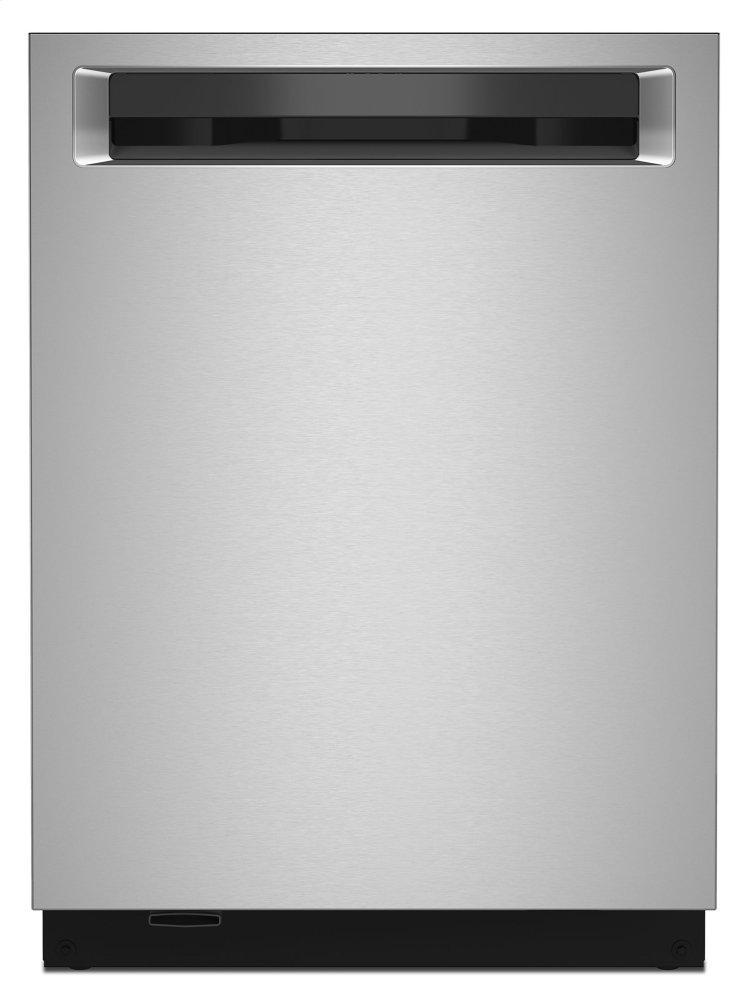 KitchenAid44 Dba Dishwasher In Printshield(tm) Finish With Freeflex(tm) Third Rack - Stainless Steel With Printshield(tm) Finish