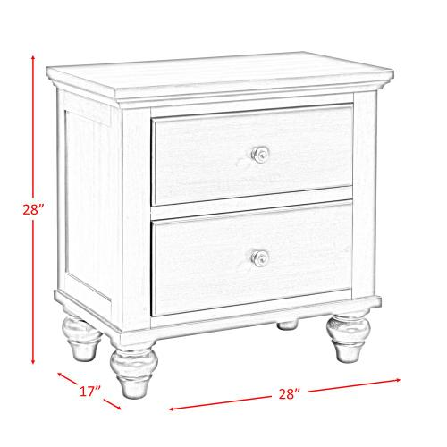 Chatham Nightstand Cherry