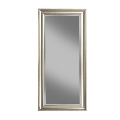Champagne Silver Full Length Leaner Mirror - Champagne Silver