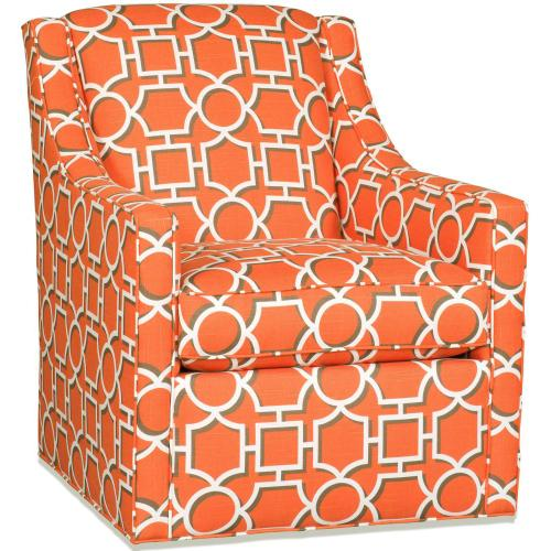 Sam Moore Furniture - Darya Swivel Chair