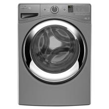 See Details - 4.3 cu. ft. Duet® Steam Front Load Washing Machine with Steam Clean Option