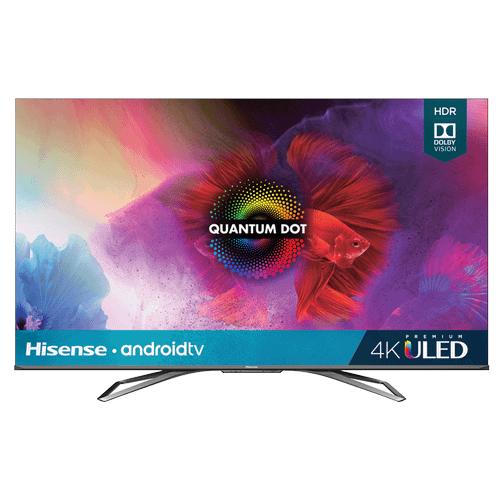 """55"""" Class- H9G Quantum Series - Quantum 4K Premium ULED Hisense Android Smart TV (2020)"""