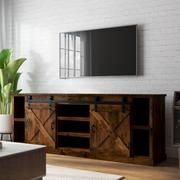 "Farmhouse 85"" TV Console AWY Product Image"