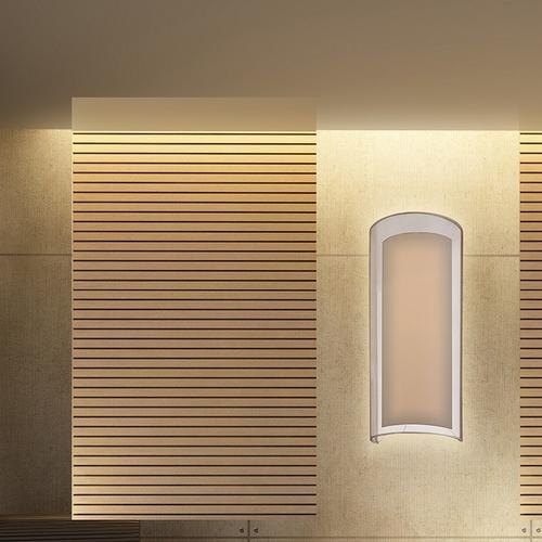 Sonneman - A Way of Light - Puri ADA Sconce [Color/Finish=Black Brass w/Bronze Shade]