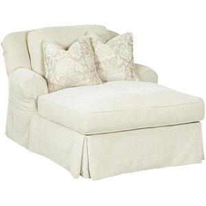 Gallery - Two Arm Chaise