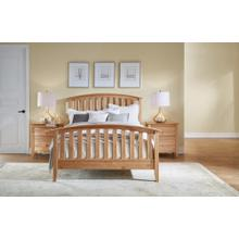 Cal. King Slat Bed