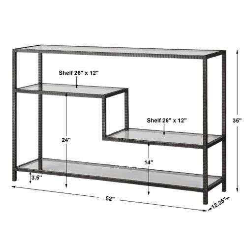 Leo Console Table