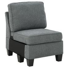 Alessio Armless Chair