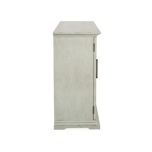 3 Door Console - Grey