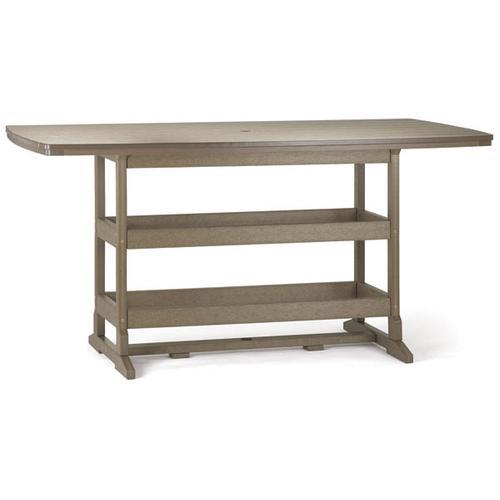 """42"""" x 84"""" Bar Table"""