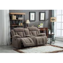 8048 Fabric Loveseat