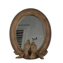 Corella Oval Bird Mirror