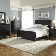 View Product - Queen Sleigh Bed, Dresser & Mirror, N/S
