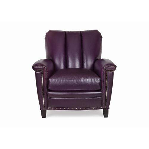 Tulip Channel Back Club Chair